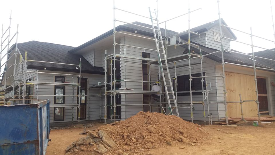 new builds construction