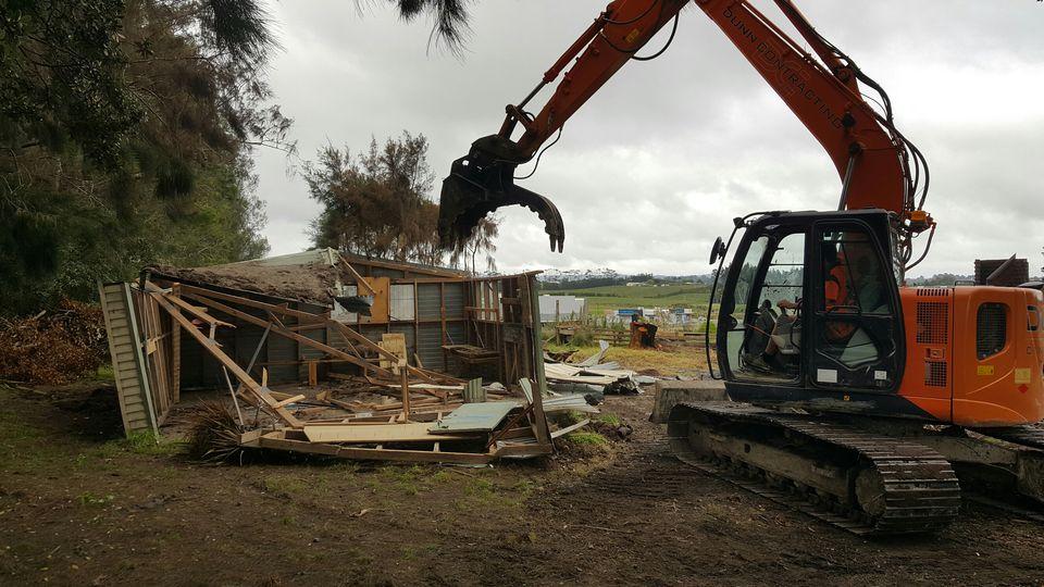 Demolition - Dunn Contracting
