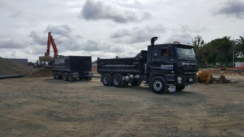 Metal Supplies - Dunn Contracting