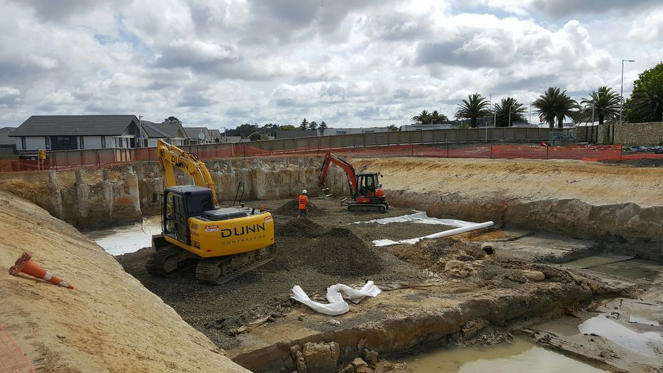 Excavation Earthworks - Dunn Contracting