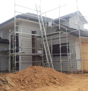 Building Residential Homes