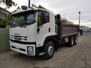 Fleet Servicing Truck Hire