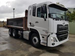 Fleet Servicing Truck