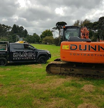 Machinery & Equipment Hire - Dunn Contracting